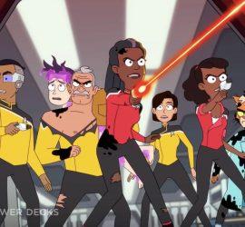 Вышел трейлер Star Trek от соавтора Рика и Морти