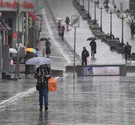 Синоптики рассказали, какая погода будет в России до конца июля