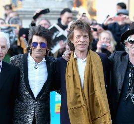 The Rolling Stones выпустили клип на неизданную песню 1973 года
