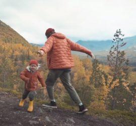 Блогер отправился с сыном на Кольский полуостров: невероятные кадры