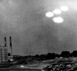 Раскрыт архив КГБ о пришельцах и НЛО