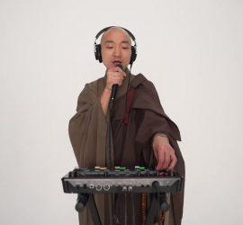 Буддийский монах записал битбокс-сет для медитации