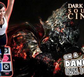 Dark Souls 3 пройден на танцевальном коврике