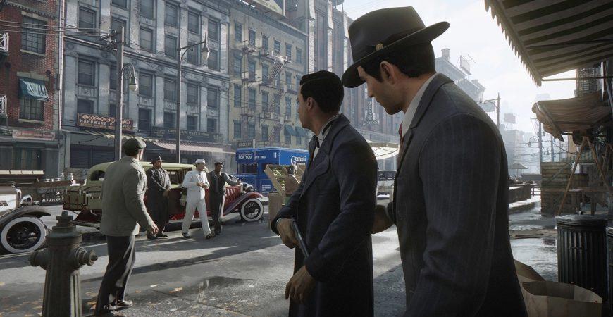 В сеть слили геймплей ремейка Mafia 1