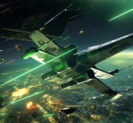 Вышел новый геймплейный трейлер Star Wars: Squadrons