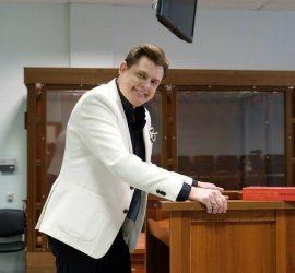 Евгений Понасенков выступил на суде над историком Соколовым