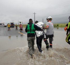 Ураган Ханна разгромил Мексику: есть жертвы