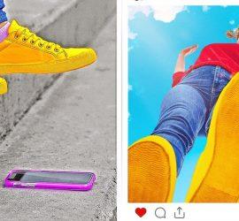 Крутые лайфхаки для шикарных фото в Instagram