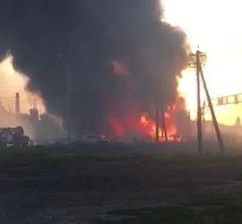 Под Краснодаром прогремел взрыв на газовой АЗС: есть пострадавшие