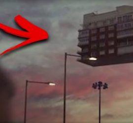 Подборка самых страшных явлений в небе, которые сводят с ума от ужаса