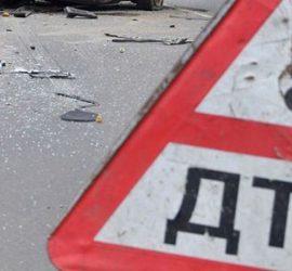 В Краснодарском крае подросток за рулем авто влетел в грузовик