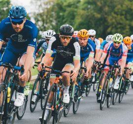 Велогонка Тур Польши закончилась страшной аварией победителя