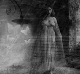 Топ пять видео с призраками, которые вы никогда не видели