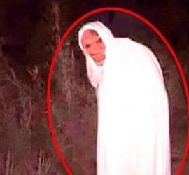Пугающие видеоролики с демонами, которые засветились на камеру