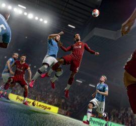 Вышел новый официальный трейлер FIFA 21