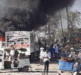 В Сомали террористы атаковали столичный отель