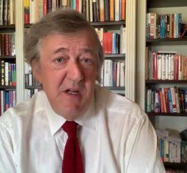 Стивен Фрай высказался о протестах в Белоруссии