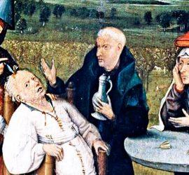 Жуткая средневековая медицина