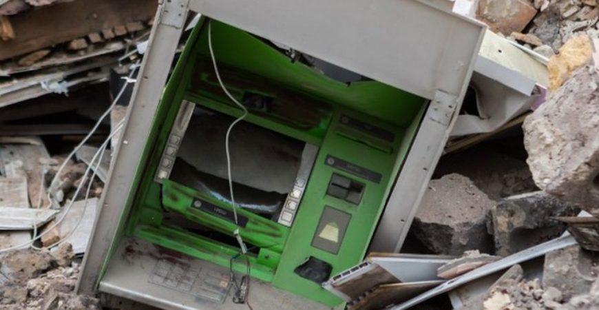 Дерзкое ограбление банкомата: взрыв в магазине Дикси