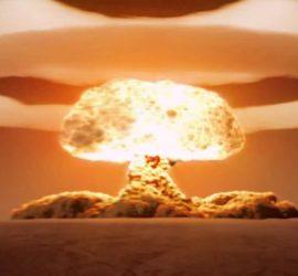 Рассекречено видео взрыва самой мощной в мире бомбы