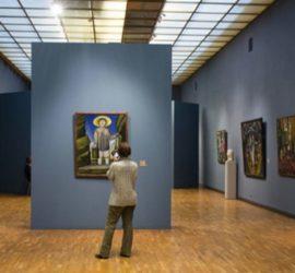Третьяковскую галерею затопило из-за мощного дождя