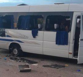Патриоты за жизнь: расстрел автобуса под Харьковом