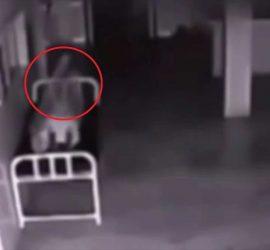 Топ жутких видео, на которые попали паранормальные явления