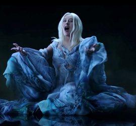 Кристина Агилера представила клип на саундтрек к фильму Мулан