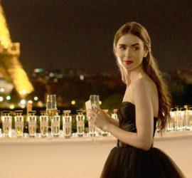 Вышел официальный тизер Эмили в Париже с Лили Коллинз