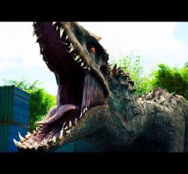 Netflix показал трейлер мультсериала Мир Юрского периода