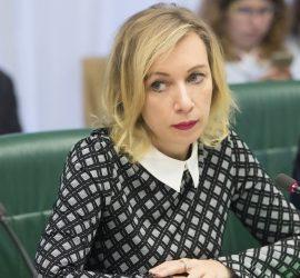 Самые нелепые ситуации, в которые попадала Мария Захарова