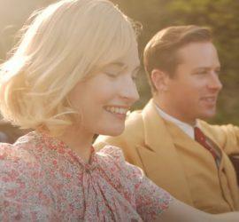Вышел первый трейлер триллера Ребекка от Netflix