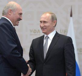 Протесты в Беларуси: встреча Лукашенко с Путиным, бесчинства силовиков