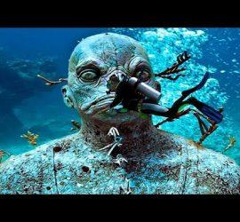 Самые большие города-призраки, которые ушли под воду