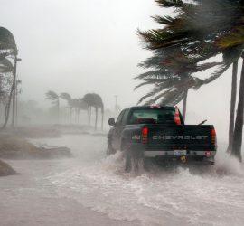 По южной части США пронесся ураган Салли
