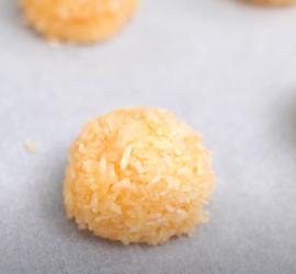 5-минутный рецепт домашнего печенья