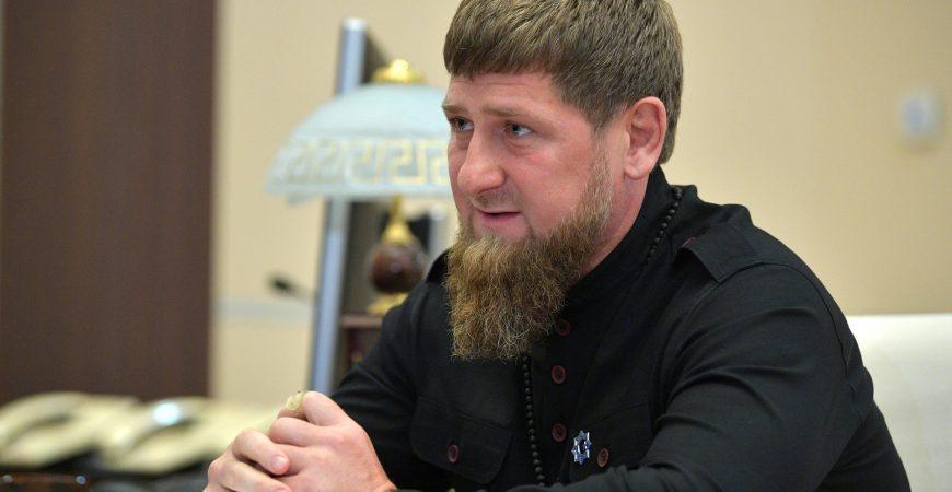 Кадыров заявил, что ноги в святом источнике мыли не чеченцы