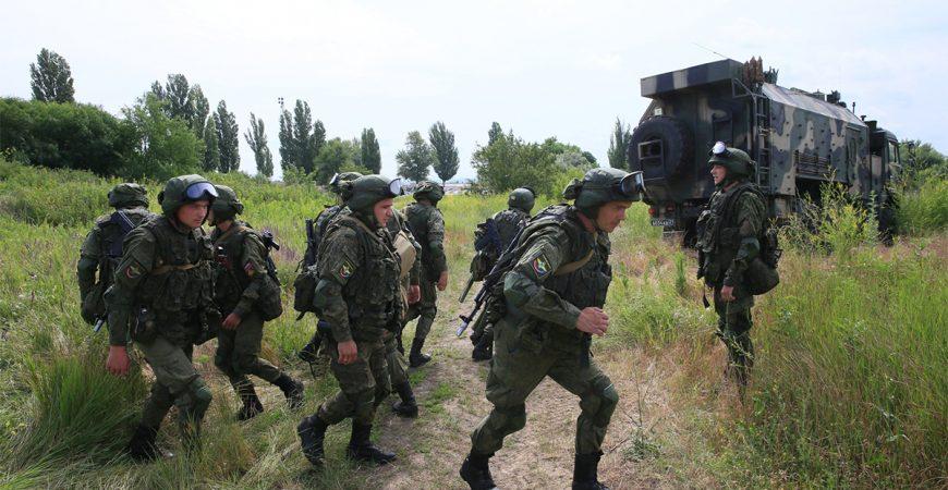 В России стартовал завершающий этап военных учений Кавказ-2020