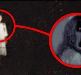 Жуткие видео с призраками Японии