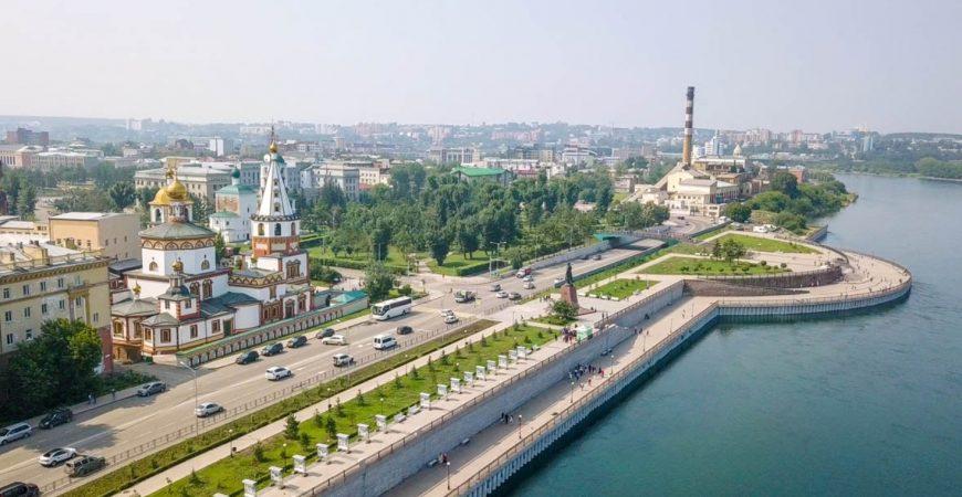 Иркутскую область сотрясло мощное землетрясение