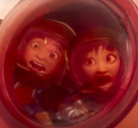 Netflix представил зрелищный трейлер мультфильма Путешествие на Луну