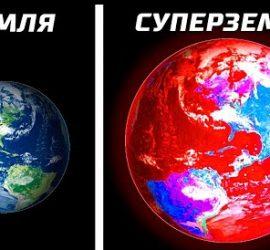 Новые похожие на Землю планеты