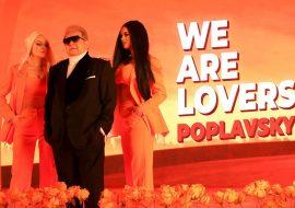 Михайло Поплавський – А ми з тобою любовники