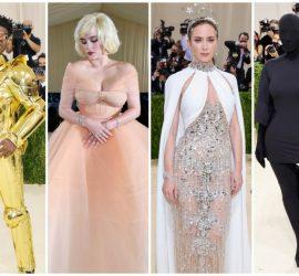 Met Gala 2021. Главное событие года в мире моды.