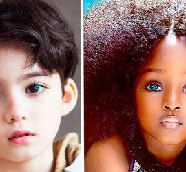 10 самых красивых детей со всего мира