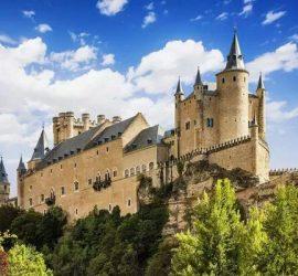 Топ 10 Самые Известные Замки Европы